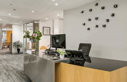 Internal office space in Bligh