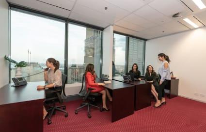 Private 6 Person Office
