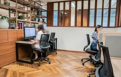 Dedicated Desk | 24 Hour Access