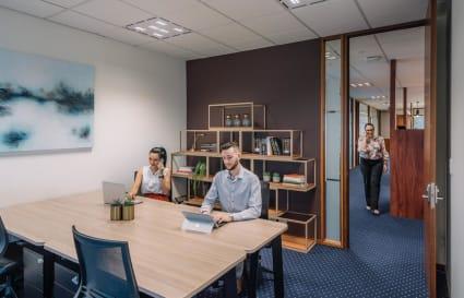 Premium 5 Person Private Workspace