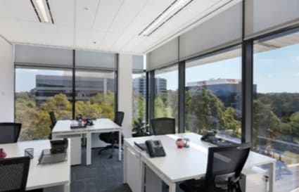 Vibrant Office Space 5