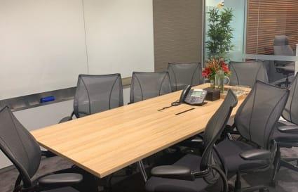 6 Person Private Board Room