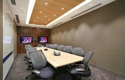 12 Person Private Board Room
