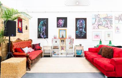 Co-working Space, Creative Studio