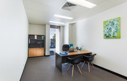Large Bright Office