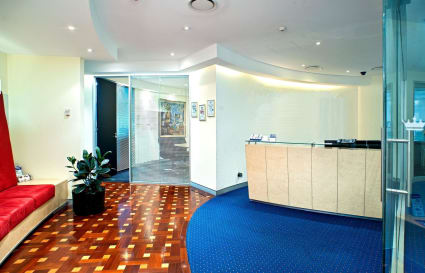 Premium Lockable Office for 3 to 4 people - spacious with great natural light