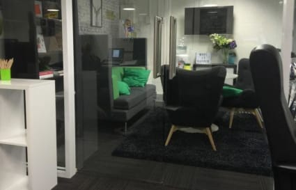 Shared Creative Office Space
