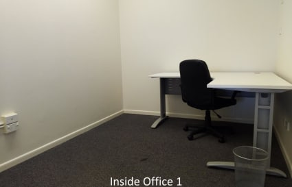 Regional Private Space for Rent