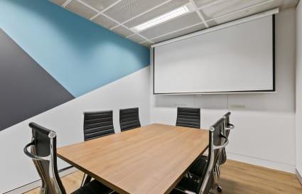6 Person private office