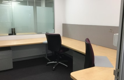 2 Person Serviced Office