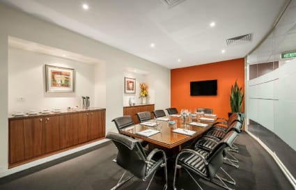 Executive Boardroom for up to 10
