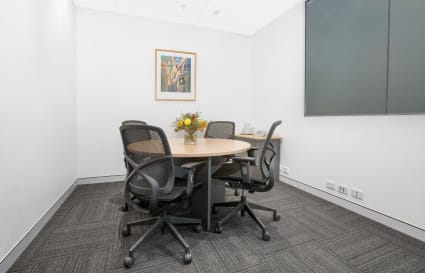 1-4 Person Meeting Rooms