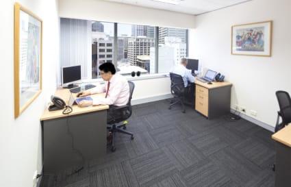 Dedicated Desk In Day Office