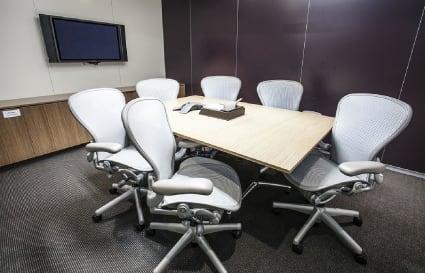 6 Seat Meeting Room-Malibu Room