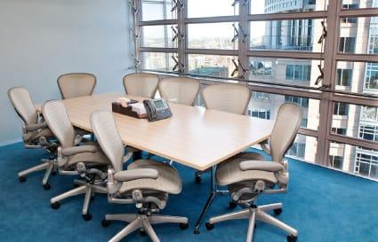 8 Seat Meeting Room-Wintergarden