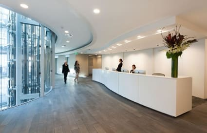 5 Seat Meeting Room - Porsche Room
