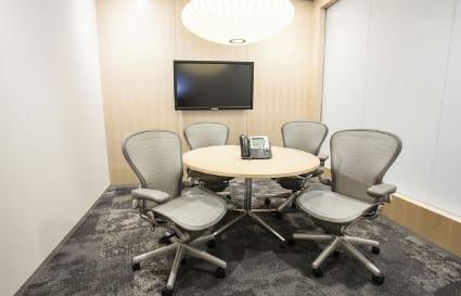 4 Seat Meeting Room-Lotus Room