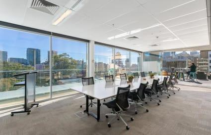 Office Space   Desk Space   Sydney