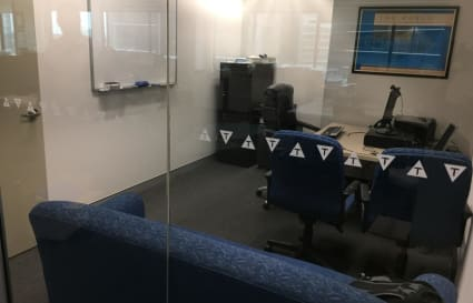 Private Office for 1 in Sydney CBD