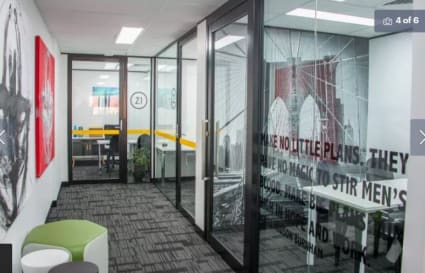 10 Person Office in Botany