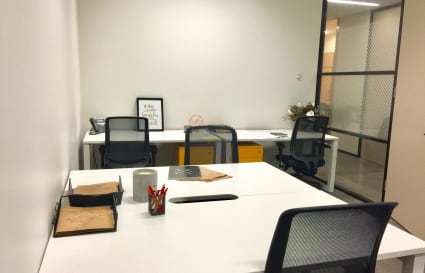 6 Person Office Space in Sydney CBD