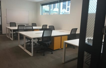 10 Person Office Space  Sydney CBD