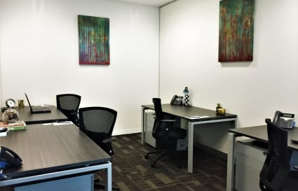 4 Person Office Suite on Bourke St