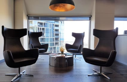 3 Person Office Suite on Collins St