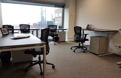 6 Person Office Suite on Collins St