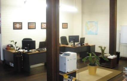 Funky office in Fremantle West End