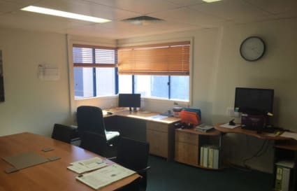 Office space for 4 persons