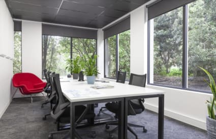 Coworking hot desks