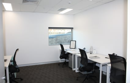 4 person furnished private office in the heart of Double Bay