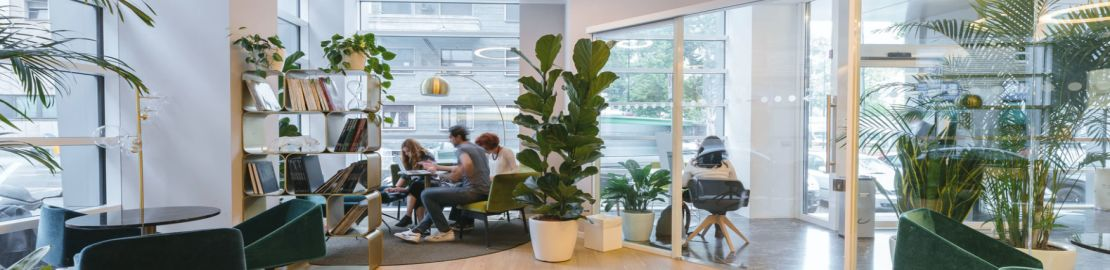 Photo: Coworking Office