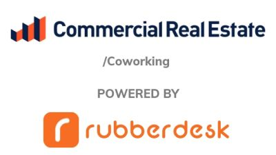 Rubberdesk Powers CommercialRealEstate Coworking Pages
