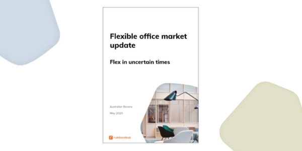 Flexible office market report 2020