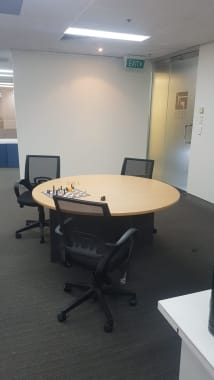 Desks for rent 68 Alfred Street South Milsons Point, NSW