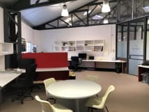 Desks for rent 84 Mullens Street Balmain, NSW