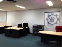 Private Office for rent 2A Burrows Road St Peters, NSW