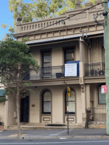 Private Office for rent 102 Crown Street Woolloomooloo, NSW