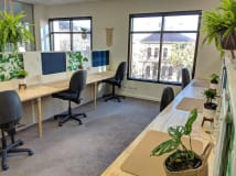 Desks for rent 10 Saint Andrews Place East Melbourne, VIC