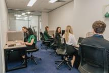 Desks for rent 110 George Street Parramatta, NSW
