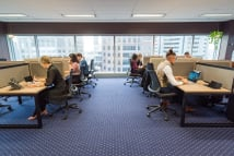 Private Office for rent 27 101 Collins Street Melbourne, VIC