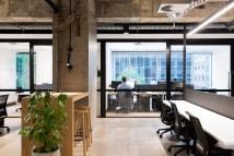 Desks for rent 530 Collins Street Melbourne, VIC