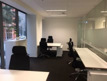 Private Office for rent 555 Bourke Street Melbourne, Vic