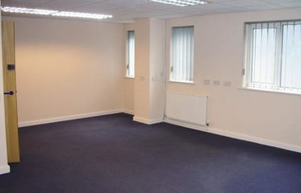 Entire office suite for 4 people