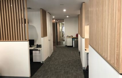 Open Plan Desk Space in Manly
