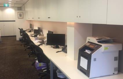 Up to 4 Spare Desks