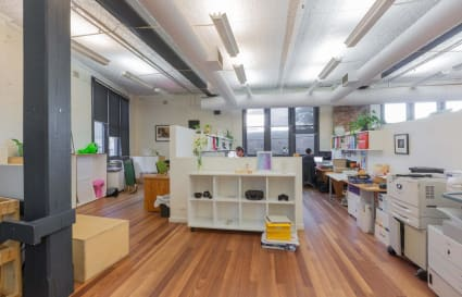Stylish shared office in Newtown