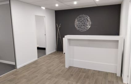 Topfloor office space Newcastle CBD